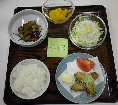 腎臓病食 夕食B.jpg