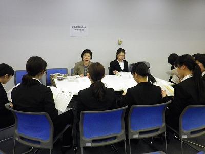 H28先輩との就職セミナー②.jpg