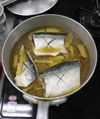7月1日サバの味噌煮.jpg